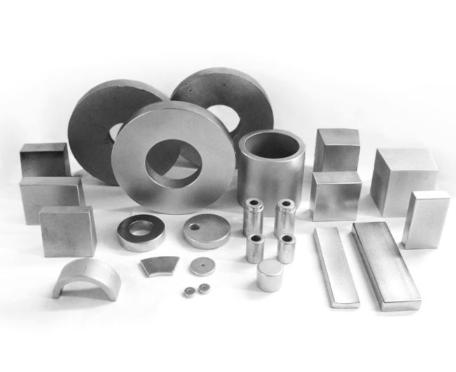 SmCo permanent magnets